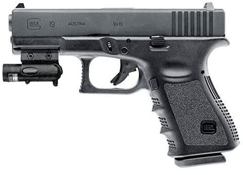 Glock 17 | La pistola Co2 más reconocida