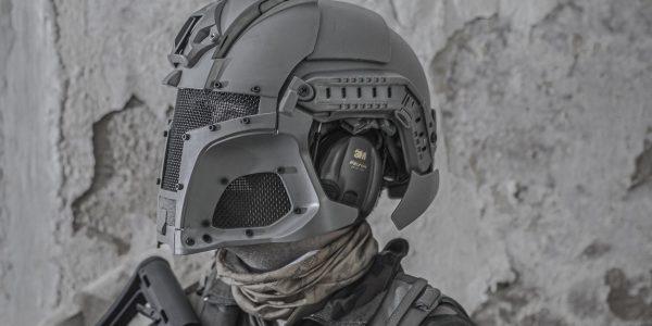 Máscaras Tácticas de Airsoft